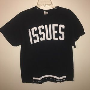 Issues shirt